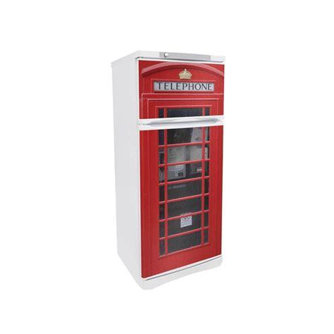Telephone Box By telephone box fridgewrap vinyl revolution