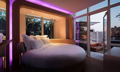 most high tech house new york is home to the most hi tech hotel in the world