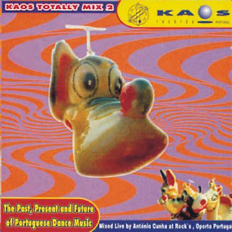 kaos ant 05 ant 243 nio cunha kaos totally mix 2 cd at discogs