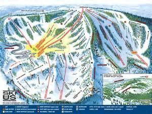 ski area maps
