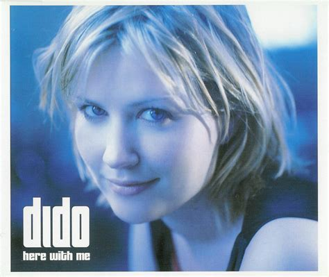 Cd Dido No 2001 single quot here with me quot