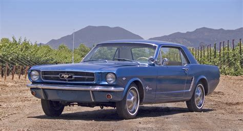 what year did the mustange out the best ford mustangs in the so freaking cool