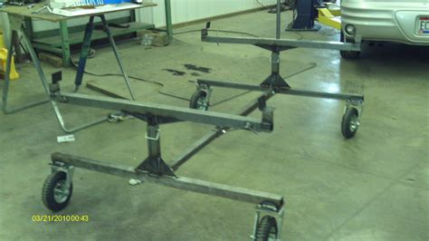 truck bed dolly body shop products g s fabricating