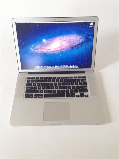 Macbook Pro Non Retina fs apple macbook pro 15 quot 2012 non retina matte antiglare