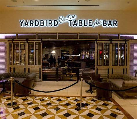 yardbird southern table bar at the venetian las vegas murray sawchuck melody sweets questlove human nature