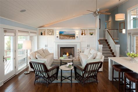 lake michigan cottage owings asid interior