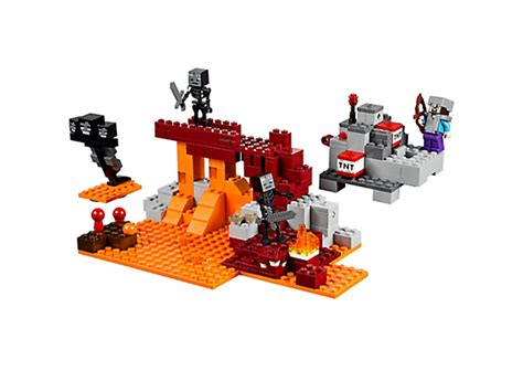 Lego Myspace Minecraft Sy270 6 the wither lego shop