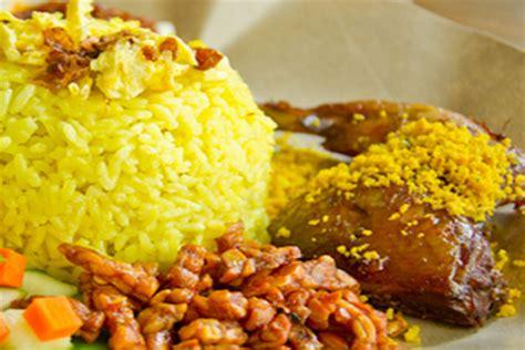 cara buat nasi kuning lengkap resep nasi kuning istimewa resep cara membuat masakan