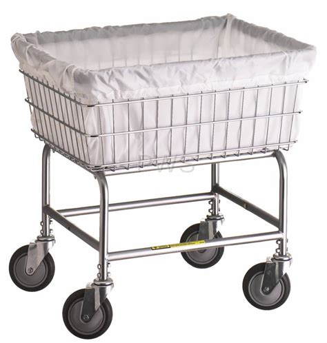 laundry cart r b wire 141 basket liner for e d g baskets r b