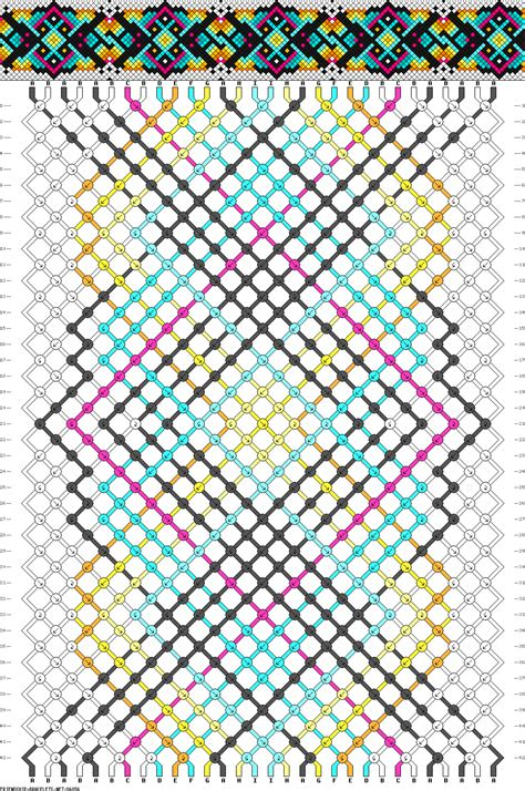 friendship bracelet template maker 86856 friendship bracelets net