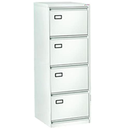 Four Drawer Vertical Filing Cabinet In White Finish By 4 Drawer Vertical File Cabinet