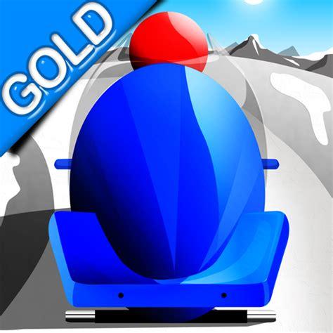 infinita accesso bob gara invernale veloce la pista sport su ghiaccio