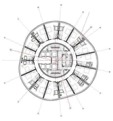 Cn Tower Floor Plan by