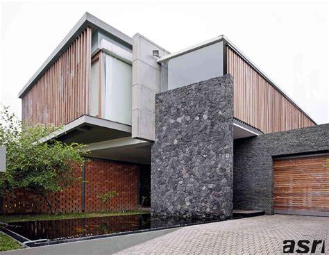 desain rumah asri melindungi rumah dengan secondary skin majalah griya
