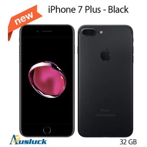 apple iphone 7 plus 32gb black unlocked brand new mnqm2x a quot ausluck quot