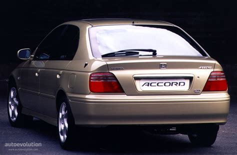 HONDA Accord 5 Doors specs   1999, 2000, 2001   autoevolution