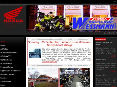 Motorrad Wessmann by Motorrad Center Wessmann In Lingen Ems Motorradh 228 Ndler