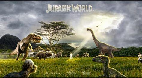 film dinosaur kapan tayang lihat atraksi dinosaurus di trailer film jurassic world