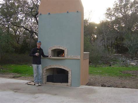 Pin By Elaine Vindas Berberian On Outdoor Living Pinterest Outdoor Pizza Oven Fireplace Combo