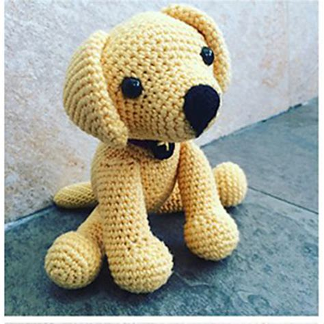 amigurumi labrador pattern 25 free amigurumi dog crochet patterns to download now
