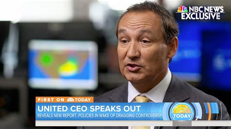 oscar munoz united ceo united ceo apologizes for death of simon the rabbit on flight