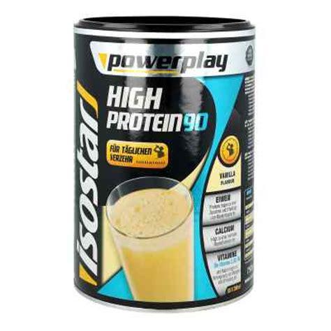protein 96 erfahrung isostar powerplay high protein 90 vanille pulver 750 g