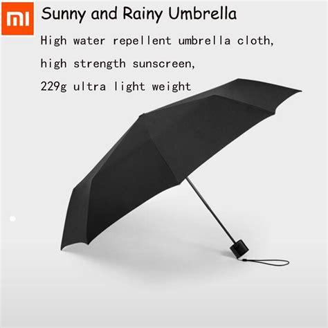 Xiaomi Umbrella xiaomi foldable umbrella umbrella with selfie stick