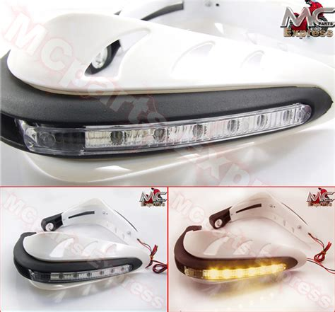 Led Blinking Moto G by Motorcycle Led Universal Guards Protectors For Ducati