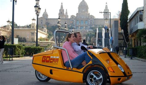 Go By Gocar by Alternative Ways To See Barcelona Barcelona Home