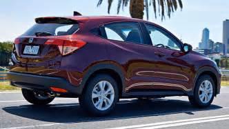 Honda Complaints 2015 Honda Hr V Vti Review Carsguide