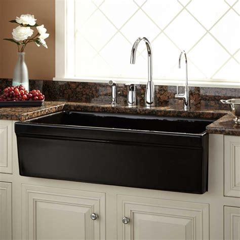 drop in farmhouse kitchen sink great drop in farmhouse kitchen sinks black images home