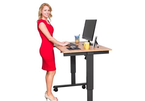 ergonomic standing desk 6 best ergonomic standing desks for your home or office