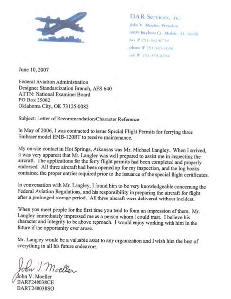 Check Acceptance Letter At Tut mike langley dar oda reference letters