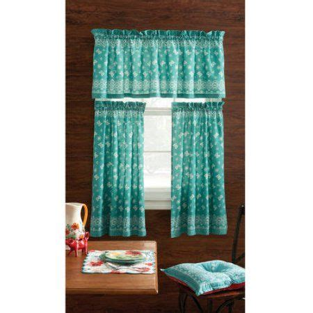 Teal Kitchen Curtains Best 25 Teal Curtains Ideas On Color Combinations Mustard Yellow Decor And