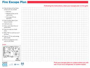 Safety Evacuation Plan Template by Safety Evacuation Plan Sle Evacuation Floor Plan