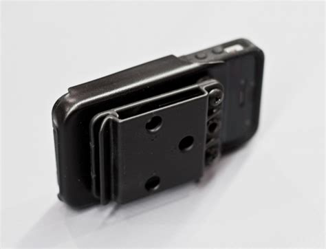 tech lock clip blade tech tactical holster for your iphone imore
