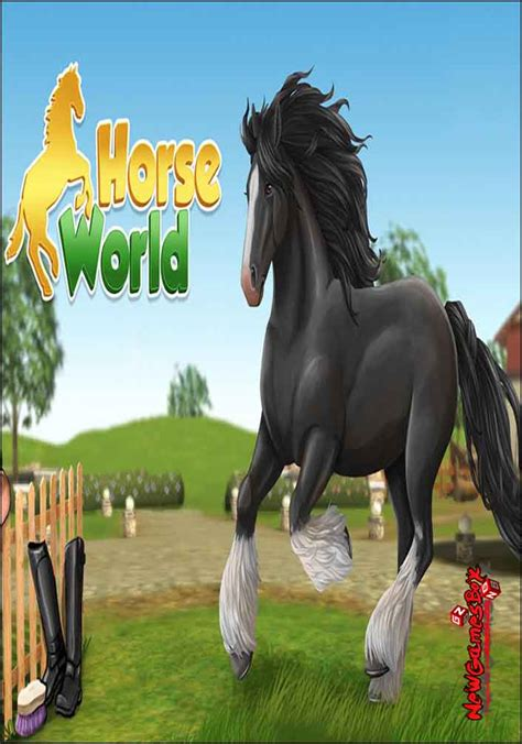 download free full version horse games horse world free download full version pc game setup