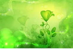 Cool Abstract Designs Green