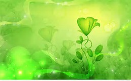 Green Abstract Website Background