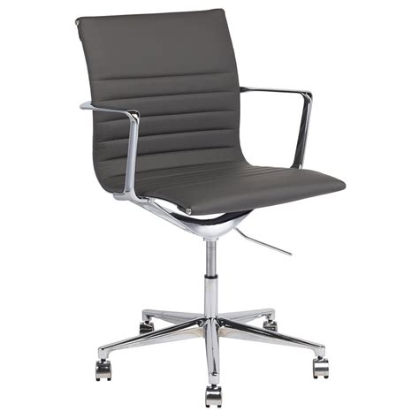 office chair contemporary antonio contemporary office chair collectic home