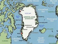 Google Map Greenland
