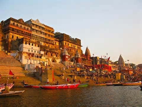 Varanasi: The Eternal City