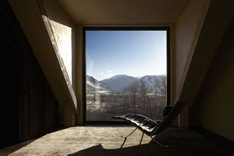 home design windows colorado large window views la muna aspen colorado by oppenheim