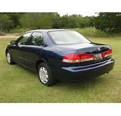 Picture Of 2002 Honda Accord LX Exterior