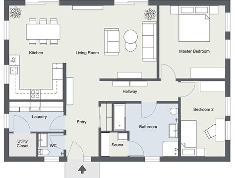 home layout service floor plan services roomsketcher