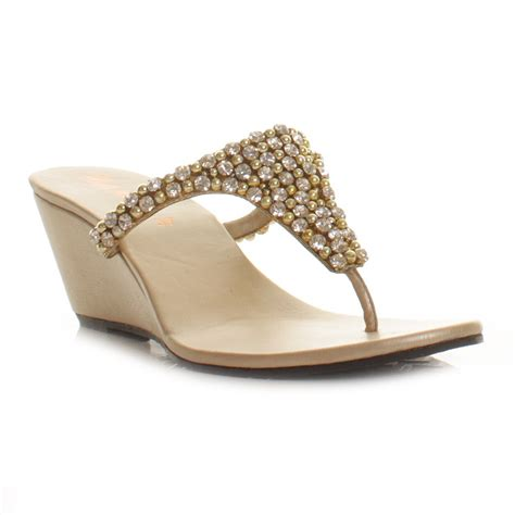 womens gold sandals gold wedge sandals juni 2014