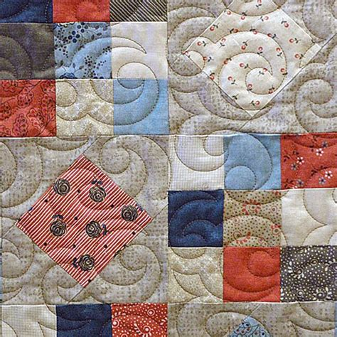Pantograph Quilt Patterns by Chinook Pantograph