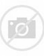 Beautiful African American Teen Girl