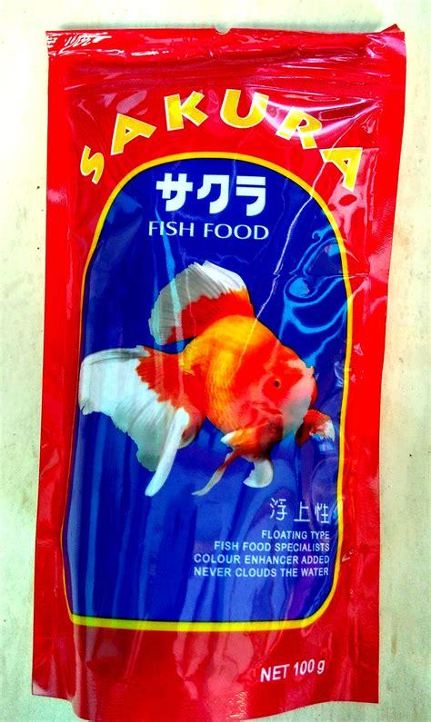 Pakan Ikan Akari Goldfish 100gr jual fish food makanan ikan koki obet
