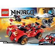 LEGO Ninjago X 1 Ninja Charger Summer 2014 Set Photos Preview  Bricks